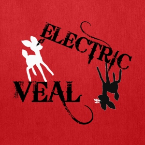 electric veal Women's T-Shirts - Tote Bag