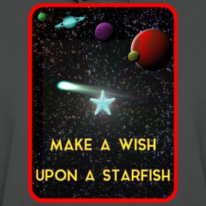MAKE A WISH UPON A STARFISH  - Women's Hoodie