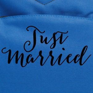 Just Married Tanks - Computer Backpack