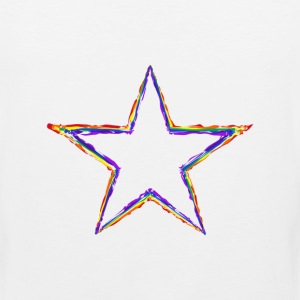 Coloured Star - Men's Premium Tank