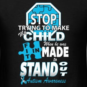 Autism Awareness - Men's T-Shirt