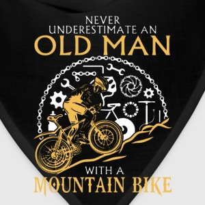 Mountain Bike Shirt - Bandana