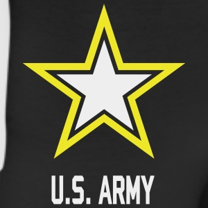 US Army Hoddie black kids - Leggings