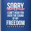 Sound of Freedom State T-shirt Mugs & Drinkware - Full Color Mug