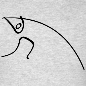 Athletics Pole Vault Pictogram Sportswear - Men's T-Shirt