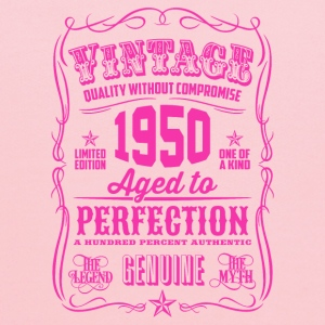 Vintage 1950 Aged to Perfection 66th Birthday - Kids' Hoodie