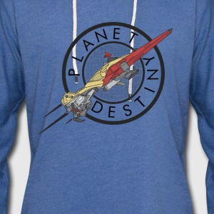 Planet Destiny - Unisex Lightweight Terry Hoodie
