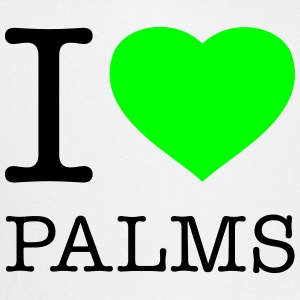 I LOVE PALMS - Trucker Cap