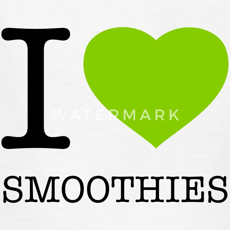 I LOVE SMOOTHIES - Kids' T-Shirt