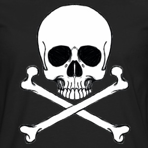 jolly roger T-Shirts - Men's Premium Long Sleeve T-Shirt