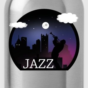Vector Jazz Design - Water Bottle