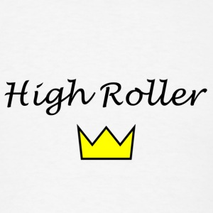 High Roller Pin - Men's T-Shirt