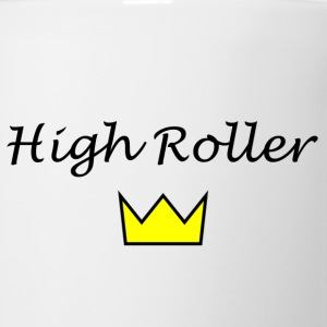 High Roller Pin - Coffee/Tea Mug