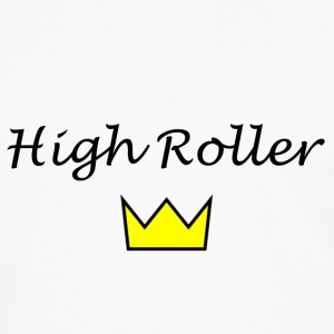 High Roller Pin - Men's Premium Long Sleeve T-Shirt