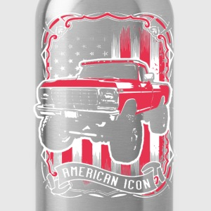 American Icon Shirt - Water Bottle