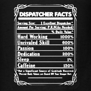 Dispatcher Shirts - Men's T-Shirt