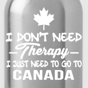 Canada Therapy - Water Bottle