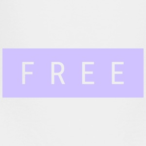 Totally Free one - Toddler Premium T-Shirt