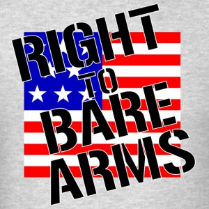 right to bare arms Sportswear - Men's T-Shirt