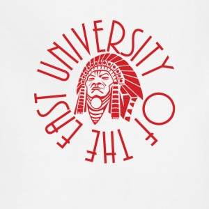 University of the East Red Warriors T-Shirts - Adjustable Apron