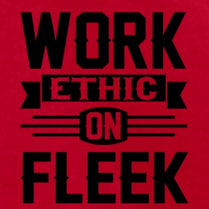Work Ethic On Fleek Mugs & Drinkware - Men's T-Shirt by American Apparel