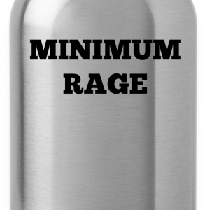 Minimum Rage Women's T-Shirts - Water Bottle