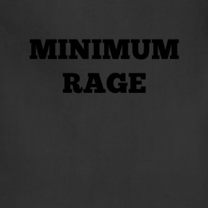 Minimum Rage T-Shirts - Adjustable Apron