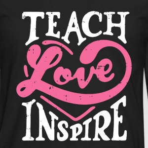 Teacher Shirts - Men's Premium Long Sleeve T-Shirt