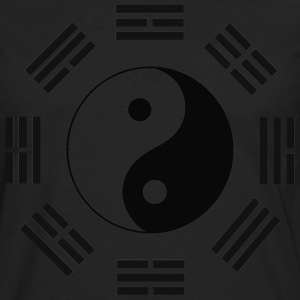 Yin and Yang - Men's Premium Long Sleeve T-Shirt