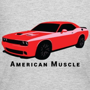 American Muscle - Women's Long Sleeve Jersey T-Shirt
