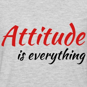 Attitude is everything T-Shirts - Men's Premium Long Sleeve T-Shirt