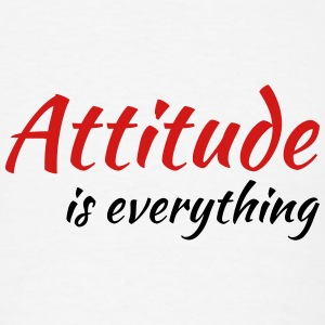 Attitude is everything Tanks - Men's T-Shirt