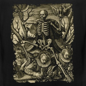 DEATH AND ROYAL TWINS OCCULT T-SHIRT - Men's Premium Tank