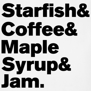 Starfish & Coffee Prince T-shirts & More T-Shirts - Adjustable Apron