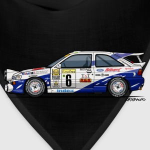 Ford Escort RS Cosworth Rally Monte Carlo Sweatshirts - Bandana