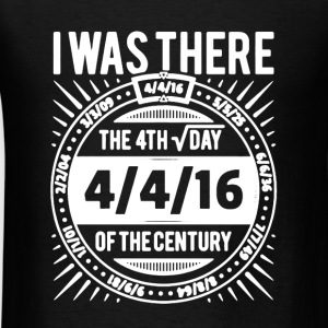 Square Root Day I Was The - Men's T-Shirt