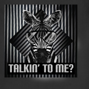 Zebra | Talkin' to me - Adjustable Apron