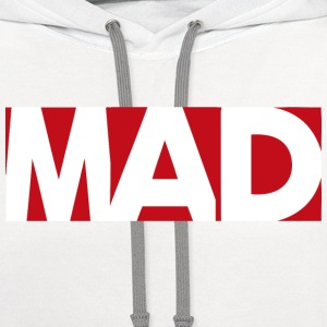 Mad - Contrast Hoodie