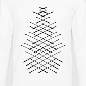 Chopsticks #1 - Men's Premium Long Sleeve T-Shirt