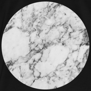 AD Silver Moon Marble Hoodies - Men's Premium T-Shirt