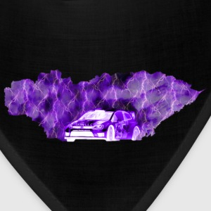 RALLY 1 PURPLE LIGHTNING Women's T-Shirts - Bandana