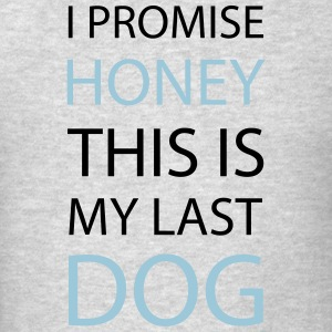 I PROMISE HONEY - Men's T-Shirt