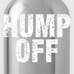 Hump Off T-Shirts - Water Bottle