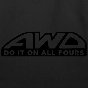 AWD T-Shirts - Eco-Friendly Cotton Tote