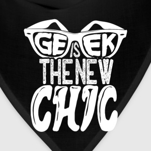 geek is the new chic - Bandana