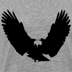 Eagle, 1 color Hoodies - Men's Premium T-Shirt