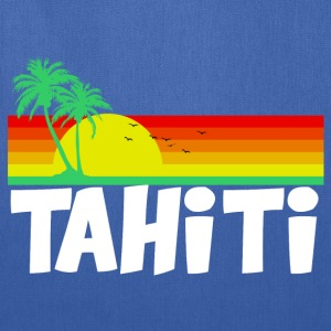 Tahiti T-Shirts - Tote Bag