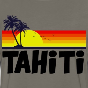 Tahiti T-Shirts - Men's Premium Long Sleeve T-Shirt
