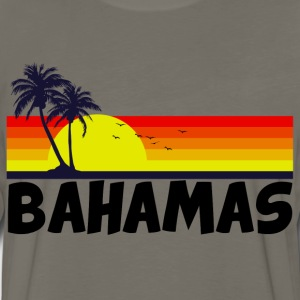 Bahamas T-Shirts - Men's Premium Long Sleeve T-Shirt
