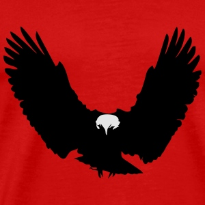 Eagle, 2 colors Sportswear - Men's Premium T-Shirt